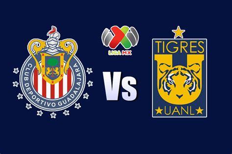 Futbol: Liga MX / Chivas vs Tigres