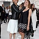 Jennifer Lawrence Emma Watson Had Fun Christian