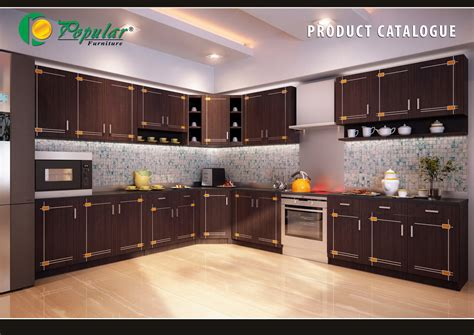 Lemari Dapur (kitchen Set) Popular Furniture  Lemari Murah