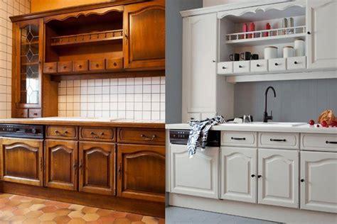 peinture pour meuble de cuisine en bois peinture cuisine ancienne home rénove vendée