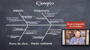 Diagrama De Ishikawa - Ejemplo Real