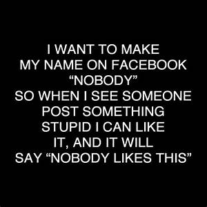 Crazy Funny Quotes For Facebook. QuotesGram