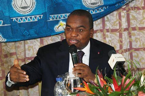 bureau veritas cameroun conférence investir au cameroun louis paul motaze