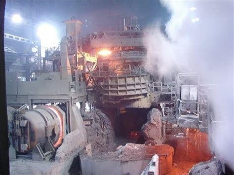 gerdau ameristeel steel mill perth amboy  jersey youtube