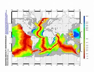 Moving earth jacey morrill for How did scientists determine the age of the ocean floor