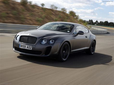 More Pics 2018 Bentley Continental Supersports Exotic