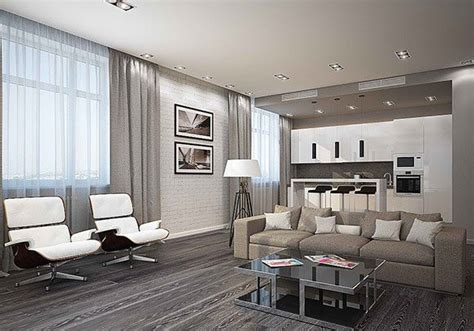 Wohnzimmer Gestalten Grau Weiss by 15 Modern White And Gray Living Room Ideas Home Design Lover