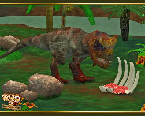 dinosaur  zoo tycoon  wallpaper gallery  game