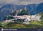 Spain Europe Zahara de la Sierra Andalucia Region Cadiz ...