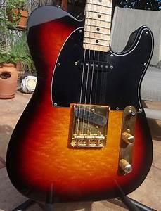 Fender Custom Shop Jerry Donahue Telecaster 1999 3 Color