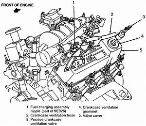 1993 Toyota Truck T100 Pickup 2wd 3 0l Mfi Sohc 6cyl