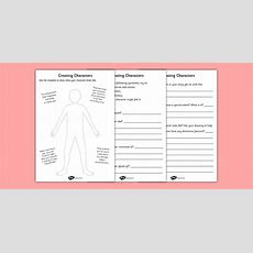 Creating A Character Worksheets  Creating A Character Worksheet, Creating A