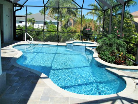Concrete Swimming Pool  Jacksonville Pool Builder