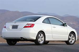 2008 Honda Civic Ex 2 Door Coupe