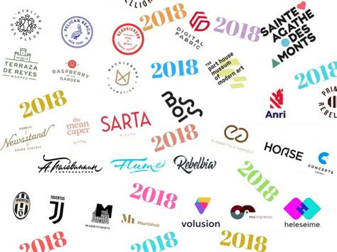 Logo Design Trends That Will Dominate Logo Design Industry In 2018