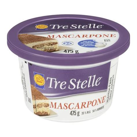 mascarpone cheese tre stelle mascarpone cheese walmart ca