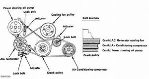 7 Best Images Of Honda Civic Alternator Diagram