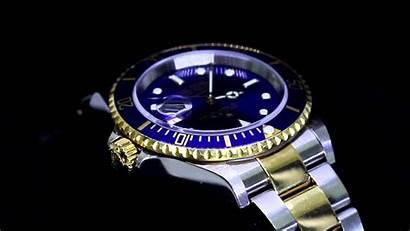 Rolex Submariner Tone Gold Dial