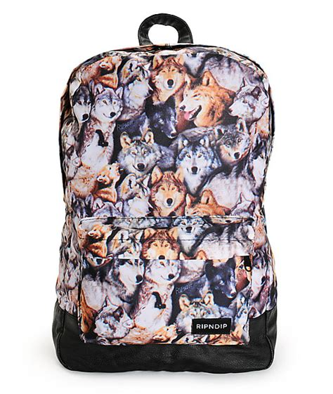 RipNDip Wolf Pack Backpack at Zumiez : PDP