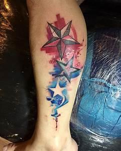 21+ Star Tattoos Designs, Ideas | Design Trends - Premium ...