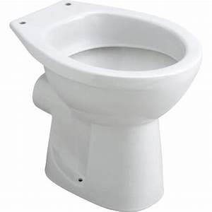 Cuvette Wc Bois : cuvette wc poser nf sortie horizontale publica ~ Premium-room.com Idées de Décoration