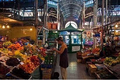 Aires Buenos Telmo San Argentina Market Mercado