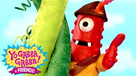 yo gabba gabba 308 fairytale full episodes hd season 3 youtube