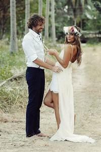 Tenue Mariage Boheme : comment s 39 habiller mariage boh me ~ Dallasstarsshop.com Idées de Décoration