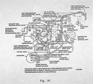 1980 Scout Ii Vacuum Diagram