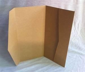 dl pocketfold invitation kraft paper pocket fold wedding With dl pocketfold wedding invitations