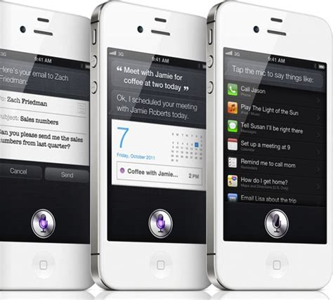siri for iphone iphone 4s siri insecure says security team slashgear