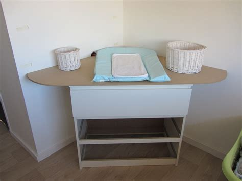 commode chambre ikea emejing table a langer commode malm photos awesome