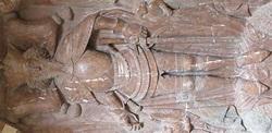 Ernest Duke of Austria 1424 in 2019   Statuen und Grafiken