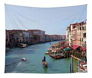 grand canal venice oil effect photograph  tom