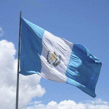 La bandera, símbolo patrio de Guatemala   Aprende ...