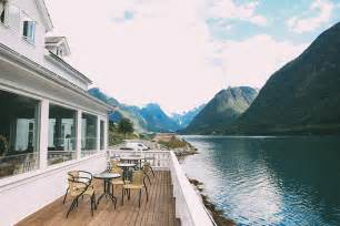 fjaerland fjordstove hotel norway