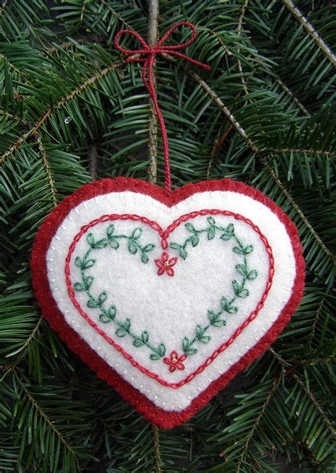 cute handmade christmas ornaments decoration ideas