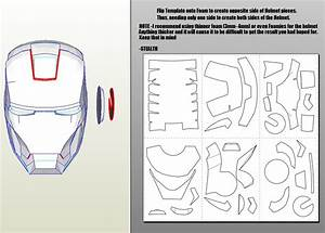 Making an Iron Man Helmet and Armor: How To Make Iron Man ...