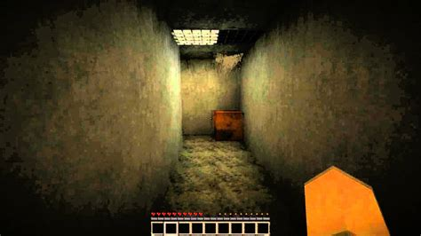 Minecraft Horror Map Concept 1 Youtube