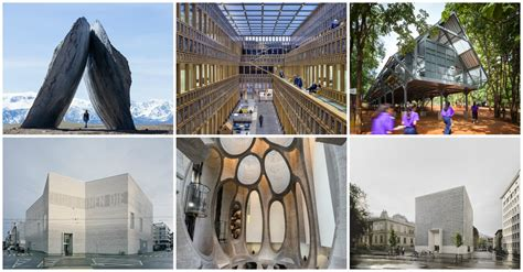 Riba Announces 2018 Riba International Prize Longlist For World's Best Building