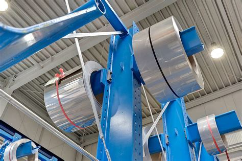 thermowave  lagersystem fuer schwere coils  ohra gmbh