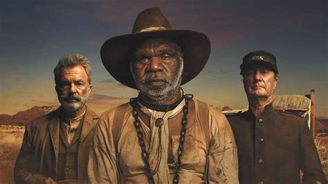 Thornton's 'Sweet Country' receives standing ovation at
