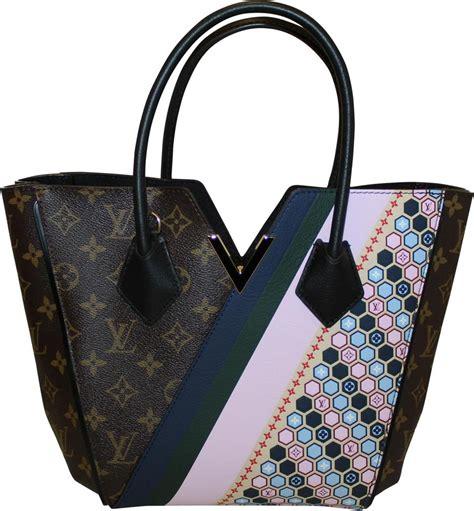louis vuitton kimono lv limited edition monogram  multicolor graphic pattern pm brown canvas