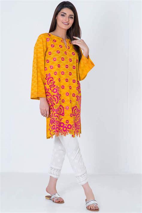 khaadi embroidered kurta collection 2017 khaadi latest