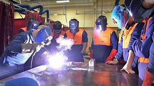 Tig Welding Training Center  27 71 740 7476   777 Dump