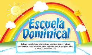 Escuela Dominical Para Ninos
