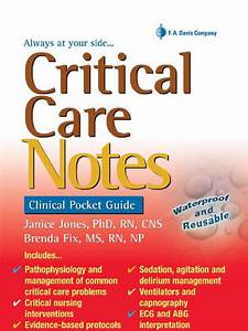 Critical Care Notes Clinical P