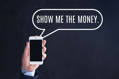 show me phone still trouble proving social media roi you re not