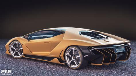Lamborghini Centenario Rear, Hd Cars, 4k Wallpapers