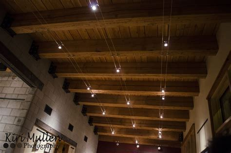 track lighting on beams   Google Search   House Ideas
